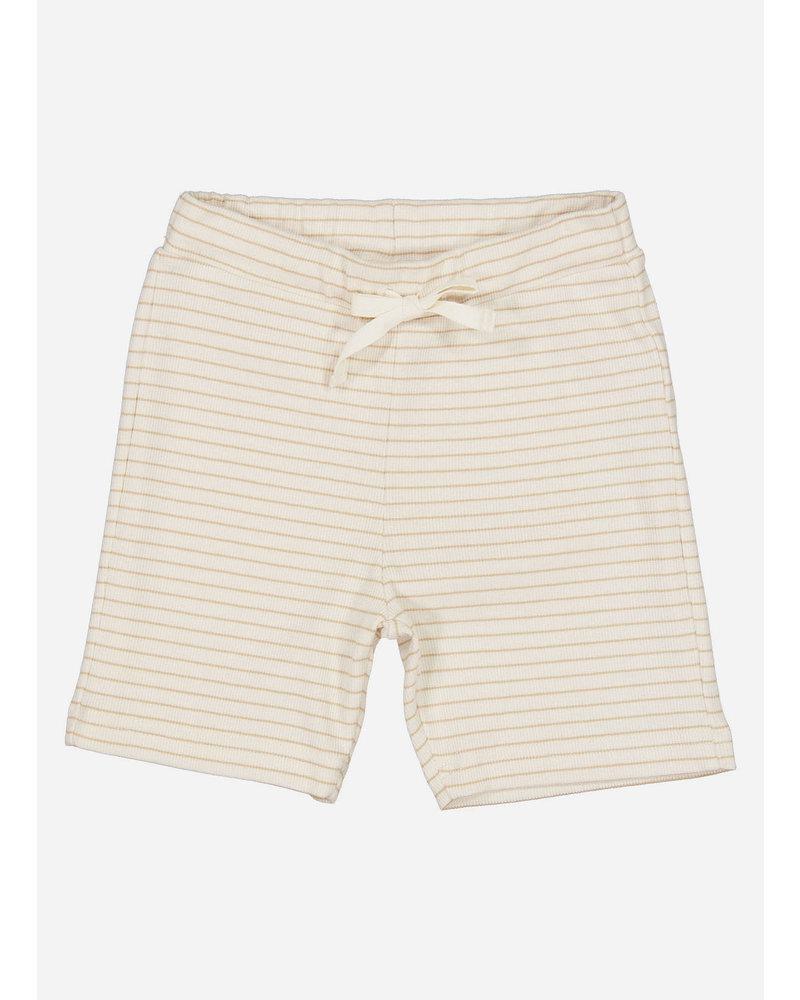 MarMar Copenhagen paulo shorts - hay stripe