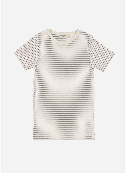MarMar Copenhagen tago shirt - blue stripe