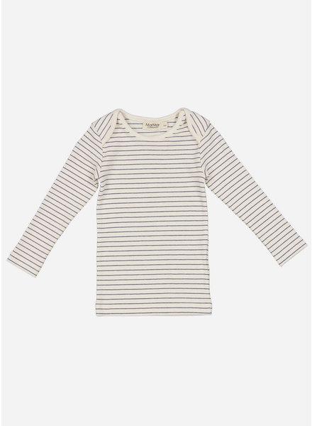 MarMar Copenhagen tor shirt - blue strip