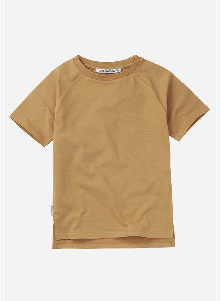 Mingo tshirt - light ochre