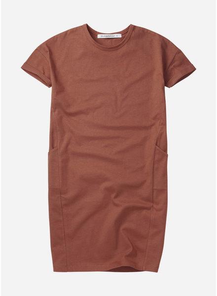 Mingo tshirt dress - sienna rose