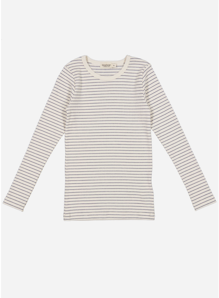 MarMar Copenhagen tani shirt - blue stripe