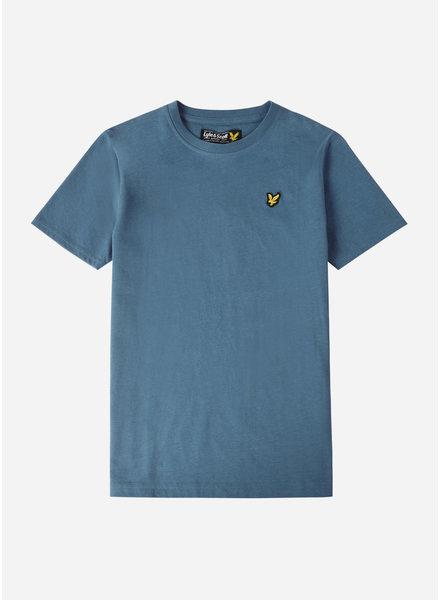 Lyle & Scott classic t-shirt blue stone