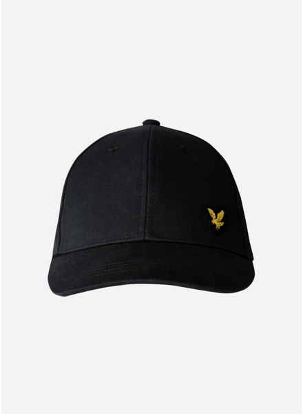 Lyle & Scott lyle cap true black