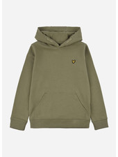 Lyle & Scott classic oth hoody lb oil green