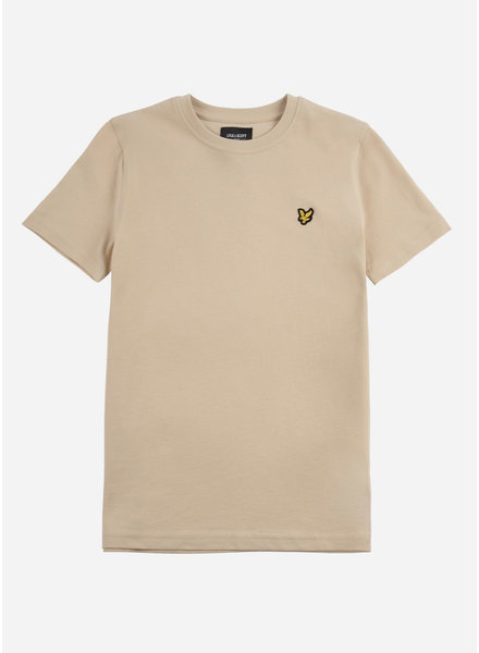 Lyle & Scott classic t-shirt oyster grey