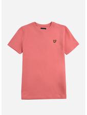 Lyle & Scott classic t-shirt tea rose