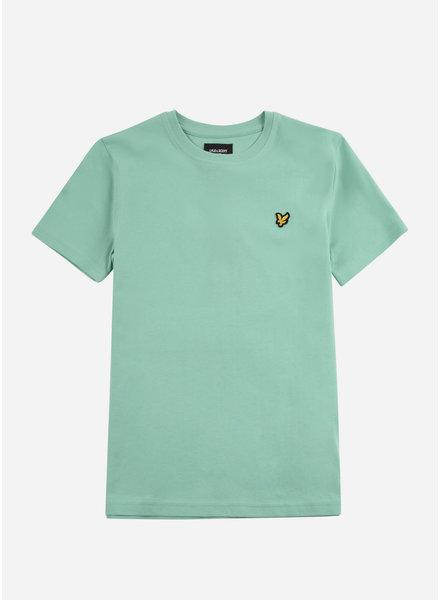 Lyle & Scott classic t-shirt neptune green