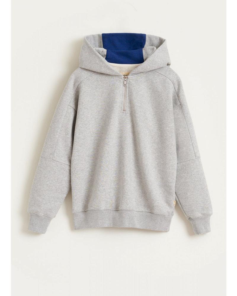 Bellerose biekon sweatshirts - heather grey