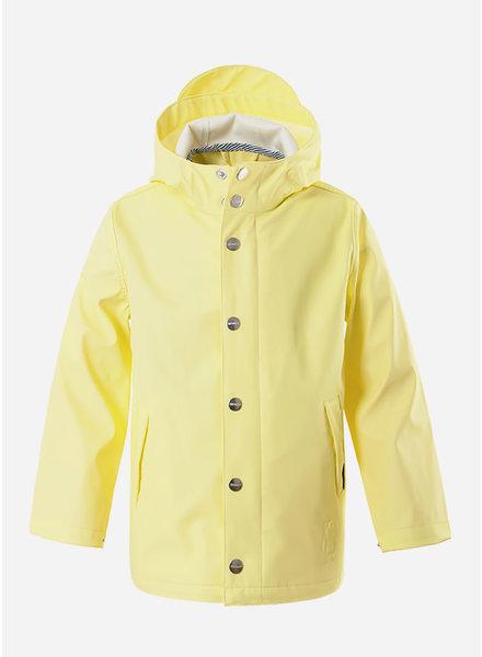 Gosoaky elephant man raincoat - lemon yellow