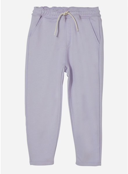 Finger in the nose peary pant - milky lavender