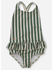 Liewood amara swimsuit garden green/sandy