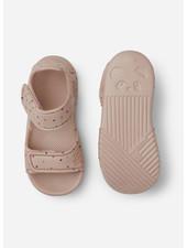 Liewood blumer sandals confetti mix