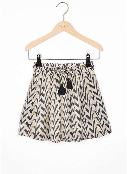 By Bar palino skirt coconut - egg shell
