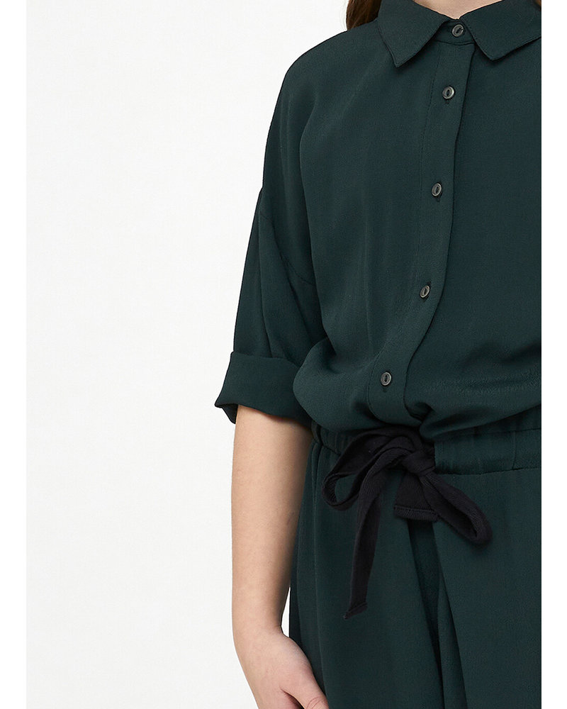 By Bar mimi short suit - vintage green