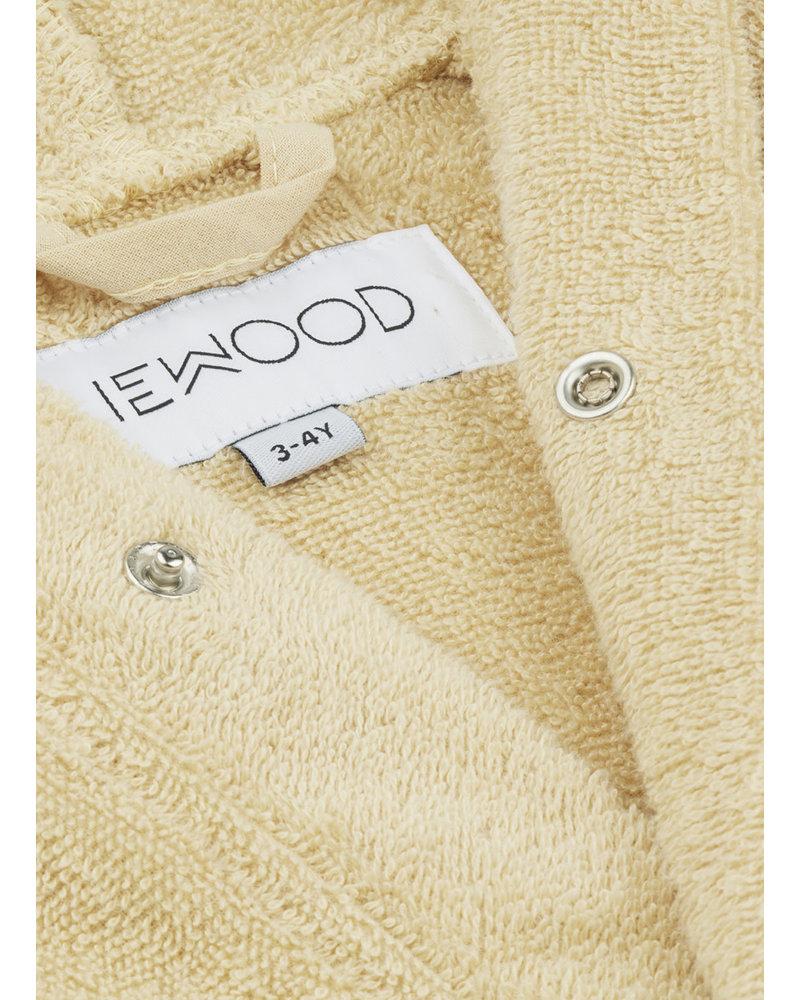 Liewood lily bathrobe mouse wheat yellow