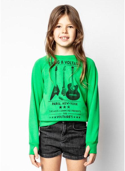 Zadig & Voltaire sweater anijs