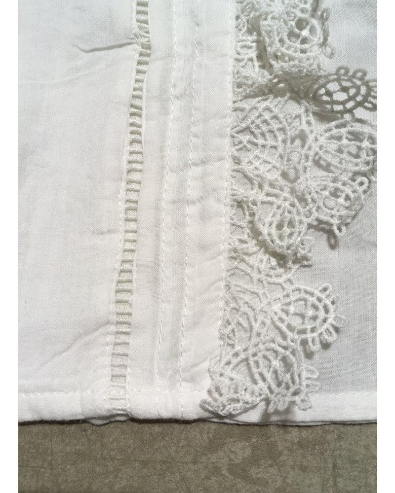Zadig & Voltaire blouse gebroken wit