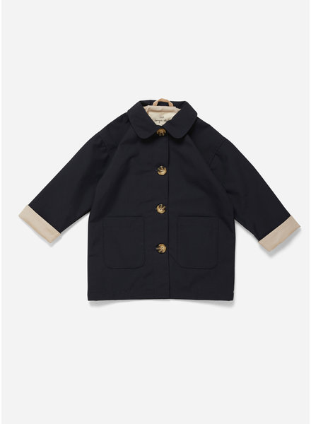 Konges Slojd tone coat navy