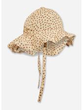 Konges Slojd pilou baby sun hat buttercup rosa