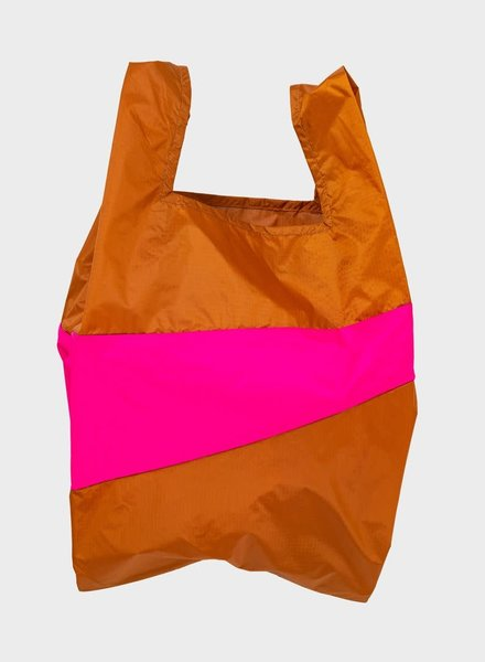 Susan Bijl shopping bag sample & pretty pink