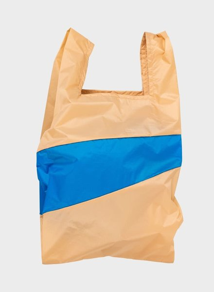 Susan Bijl shopping bag select & blueback