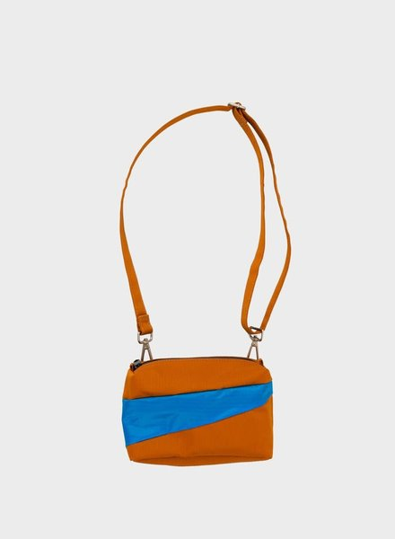 Susan Bijl bum bag sample & blue back