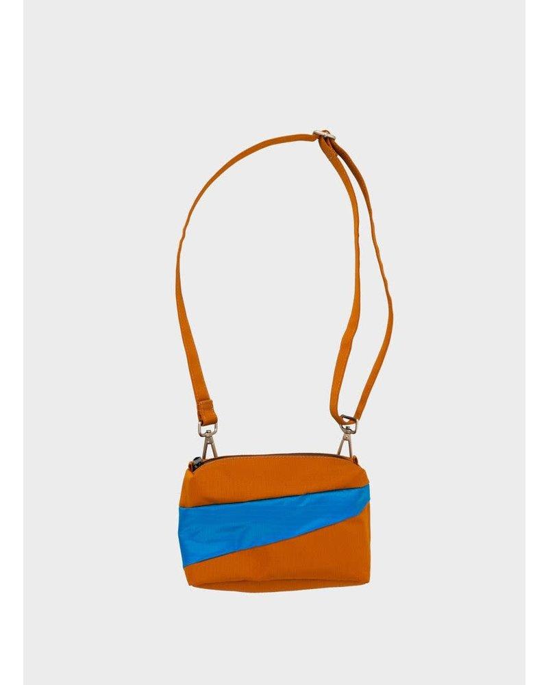 Susan Bijl bum bag sample & blue back