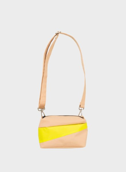 Susan Bijl bum bag select & fluo yellow