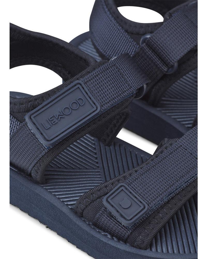 Liewood monty sandals navy