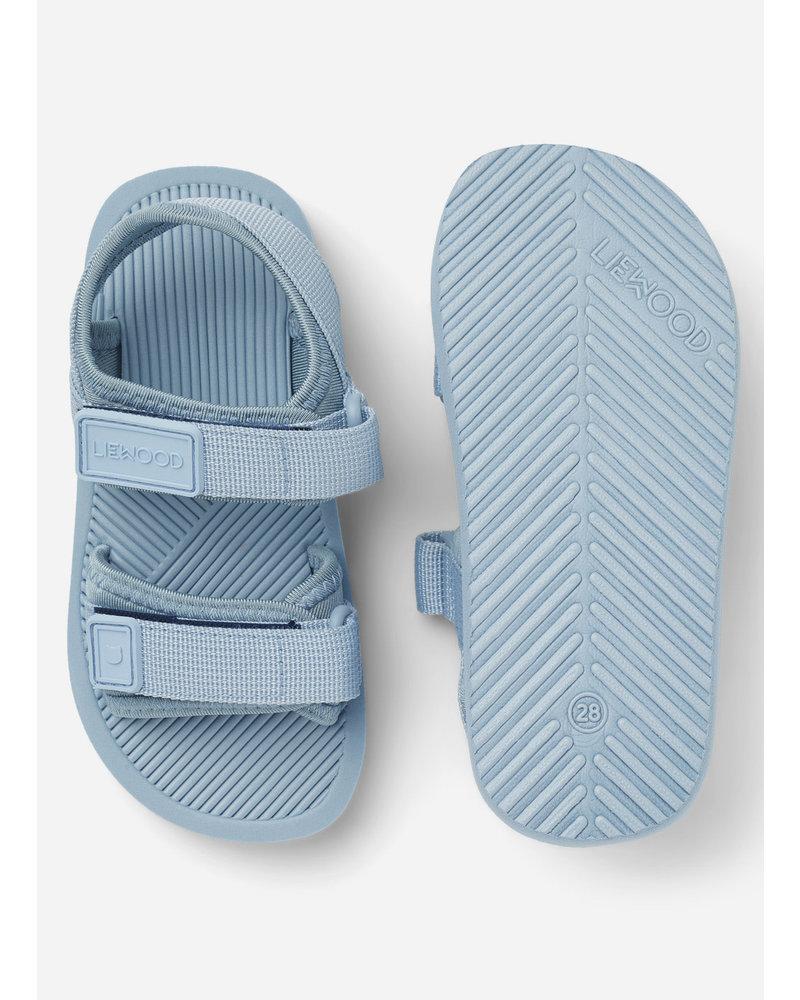 Liewood monty sandals sea blue
