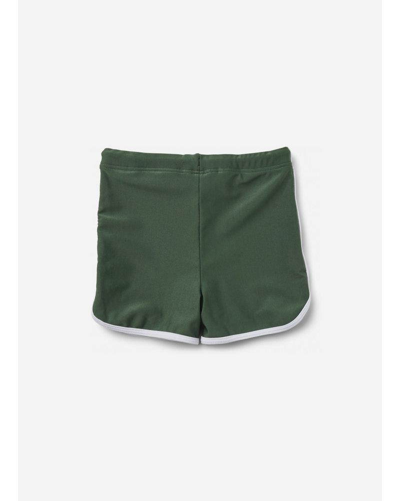 Liewood dagger swim pants garden green