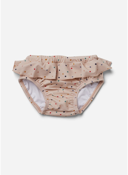 Liewood elise baby swim pants confetti mix