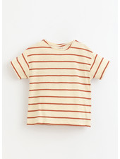 Play Up striped jersey tshirt - farm - 3AI11054 - R253R
