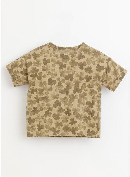 Play Up printed jersey tshirt - joao - 3AI11058 - E367G