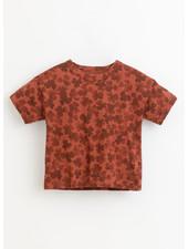 Play Up printed jersey tshirt - farm - 3AI11058 - E374R