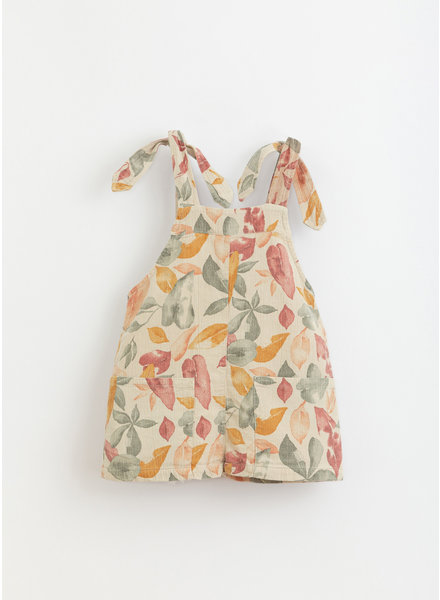 Play Up printed woven jumpsuit - mushroom - 4AI11503 - E368N