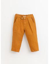 Play Up linen trousers - hazel - 4AI11601 - P1079