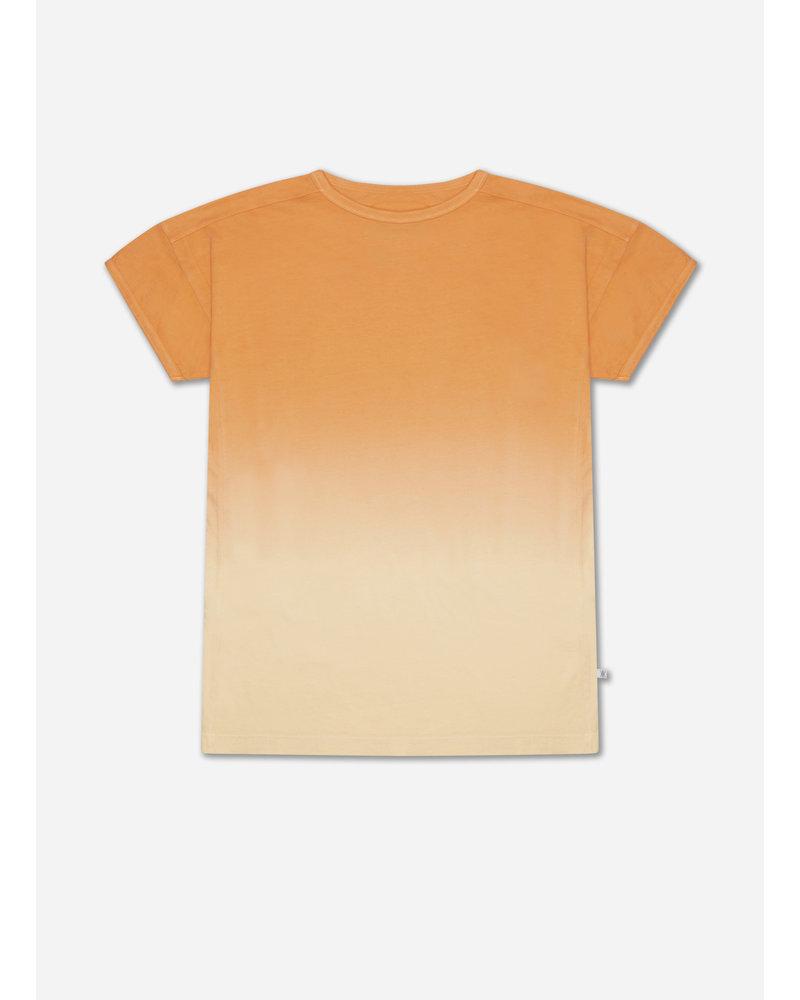 Repose tee shirt dress sandy grape tie dye