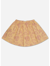 Repose mini skirt woven pinkish sandy curl