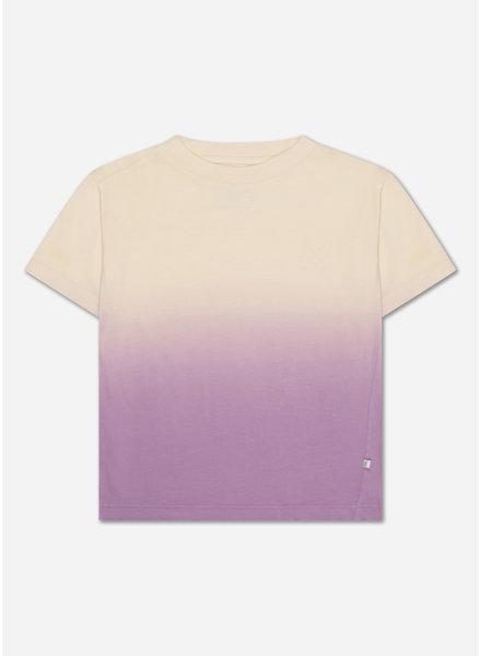 Repose tee shirt sandy lilac tie dye