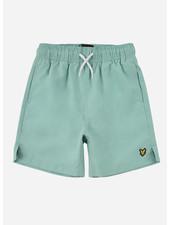 Lyle & Scott classic swim shorts neptune green
