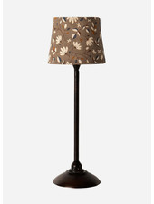 Maileg miniature floor lamp anthracite