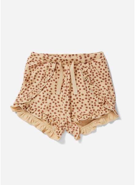 Konges Slojd reya frill shorts buttercup rosa