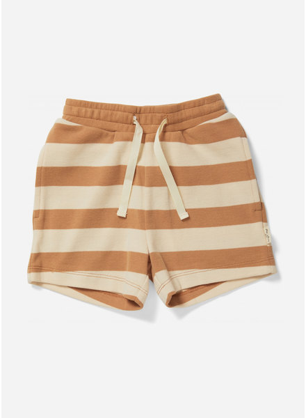 Konges Slojd lou shorts striped bisquit