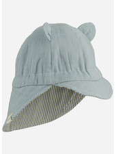 Liewood cosmo sun hat sea blue
