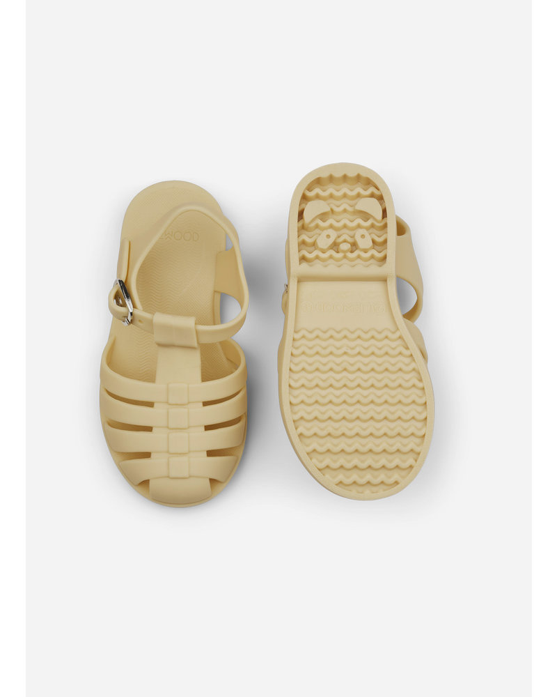Liewood bre sandals wheat yellow