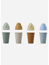Liewood bay ice cream toy sky blue multi mix