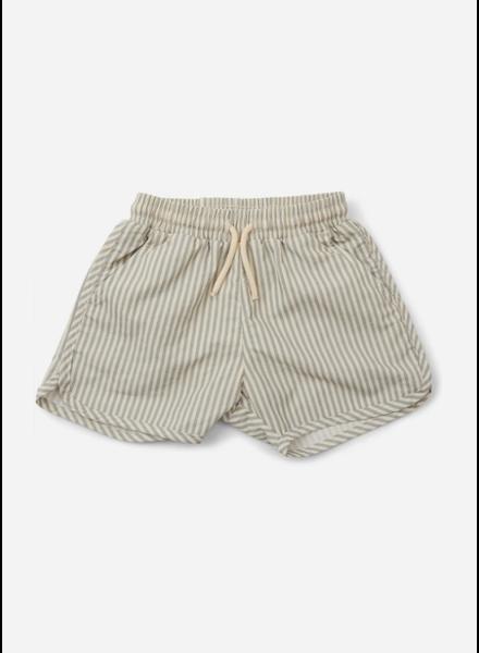 Konges Slojd aster boy swimpants light blue stripe