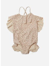 Konges Slojd manuca swimsuit buttercup rosa